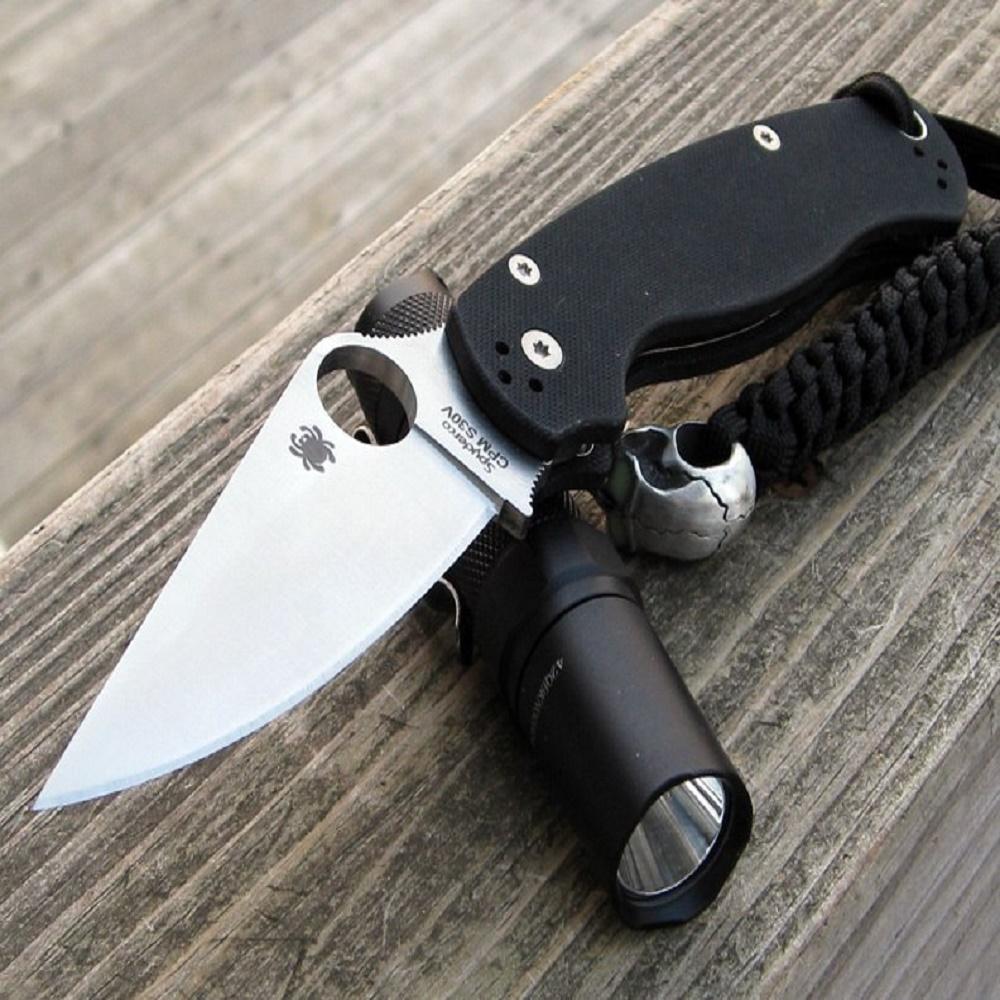 Купить складные ножи Spyderco | ножи Спайдерко в Москве
