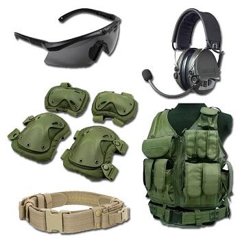 Купить тактическое снаряжение в Москве недорого.